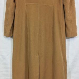 Anne Klein Jackets & Coats - Ann Klein Wool Cashmere Blend Trench Coat